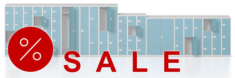 gebrauchte Schließfächer, Spind und Garderoben günstig kaufen