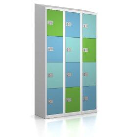 Ladeschrank - Größe L - 12 USB Ladefächer