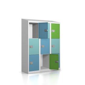 Schließfachschrank - Serie MINI - Größe...