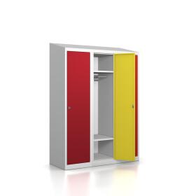 Premium Spindschrank - 3 Fächer - Serie MINI -...