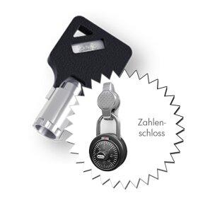 Hauptschlüssel für Zahlenschlösser