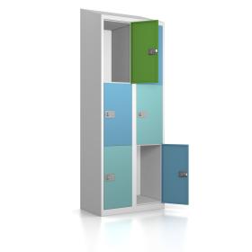 Schließfachschrank - Größe L+ - 6...